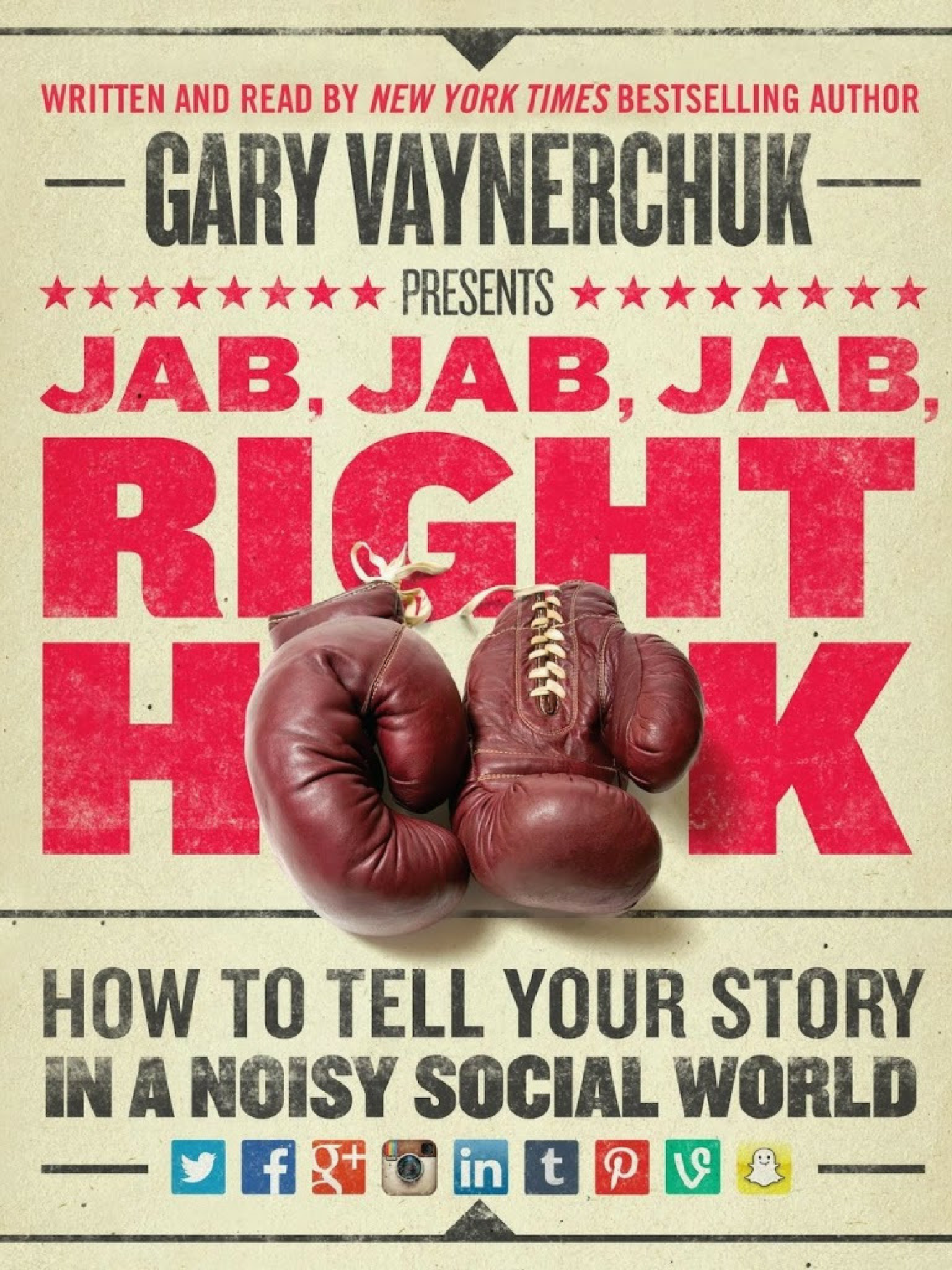 Jab, Jab, Jab, Right Hook