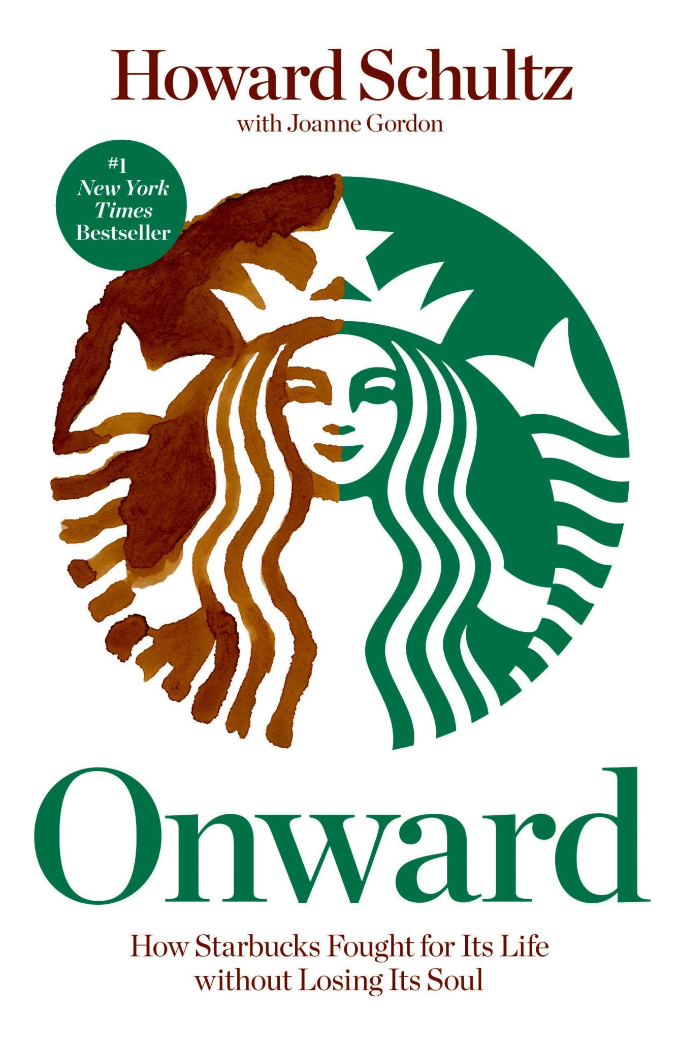 Onward by Howard Schultz
