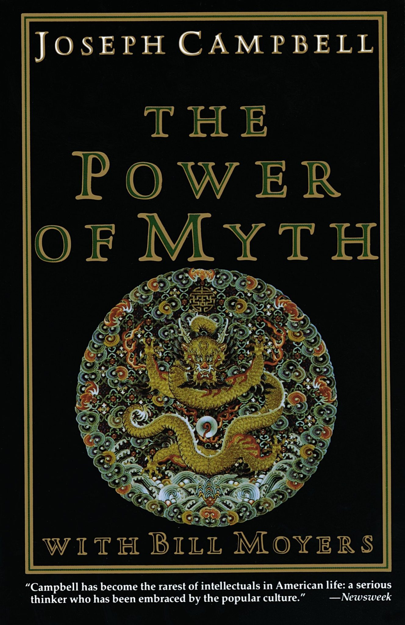 The Power of Myth or Joseph Campbell